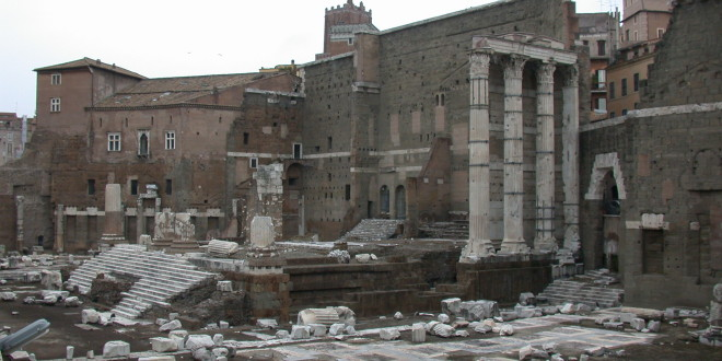 Morte e rinascita di Augusto