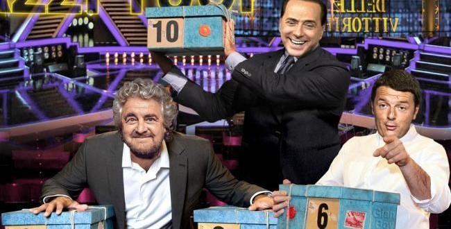 Il giovane, il vecchio, il comico e l'Italia del compromesso