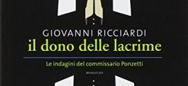 Umano e romano, torna sugli scaffali il commissario Ponzetti