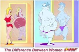 Uomini e donne, due pianeti nello stesso spazio