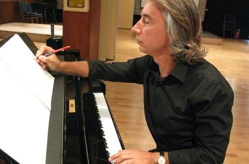 Paolo Vivaldi: musica da vedere