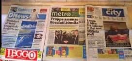 Giornali,  giornaletti e gazzettini