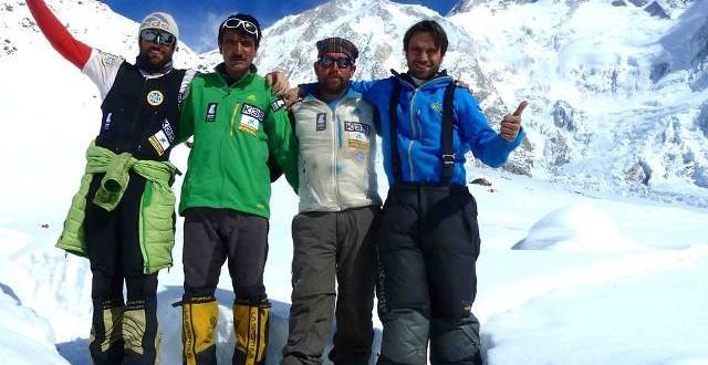 Nanga Parbat, Daniele e il nuovo team a 6.700 metri