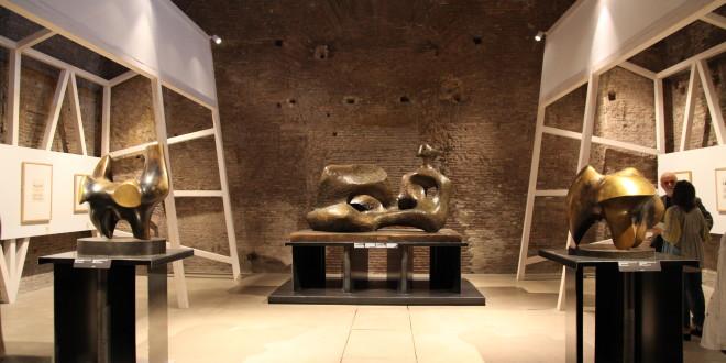 Henry Moore, l'arte contemporanea si specchia nell'antichità