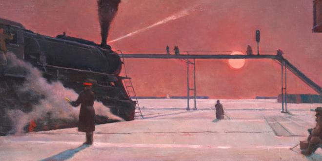 Russia on the Road, la pittura come specchio delle utopie sovietiche