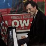 Marco Werba in un'esibizione al piano
