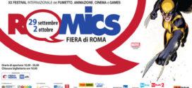 Romics, la festa del fumetto celebra la XX edizione