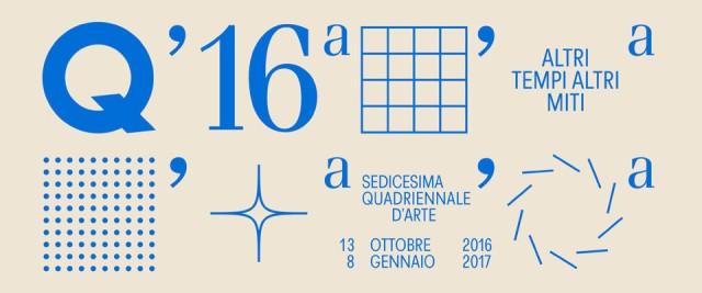 Q' 16a, la Quadriennale d'arte torna a raccontare la contemporaneità