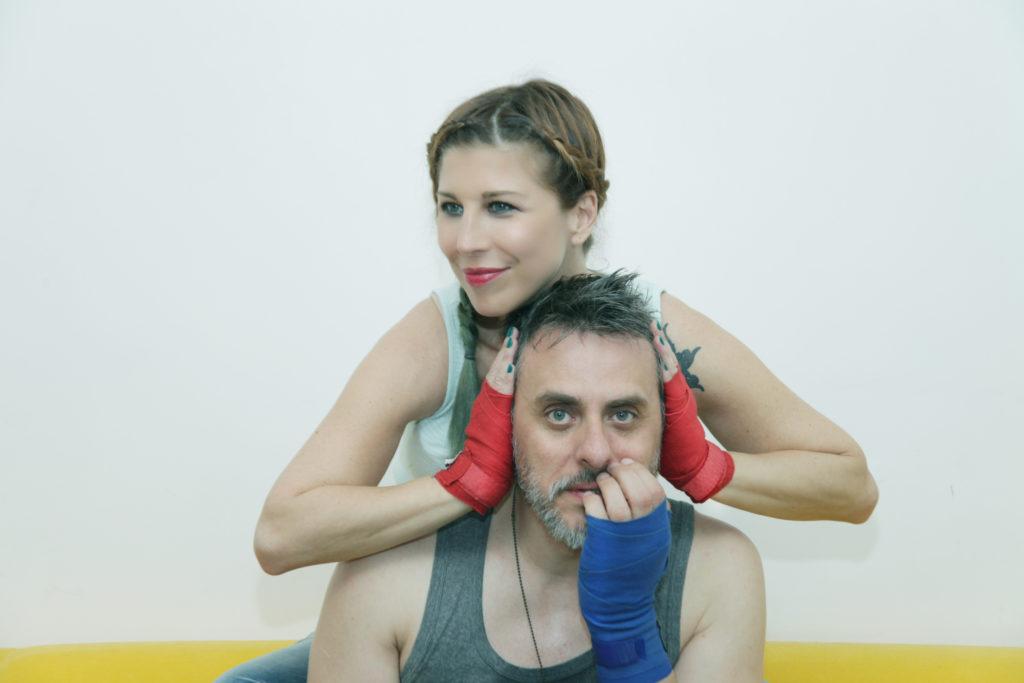 Michela Andreozzi e Massimiliano Vado sul Ring fino al 29 gennaio