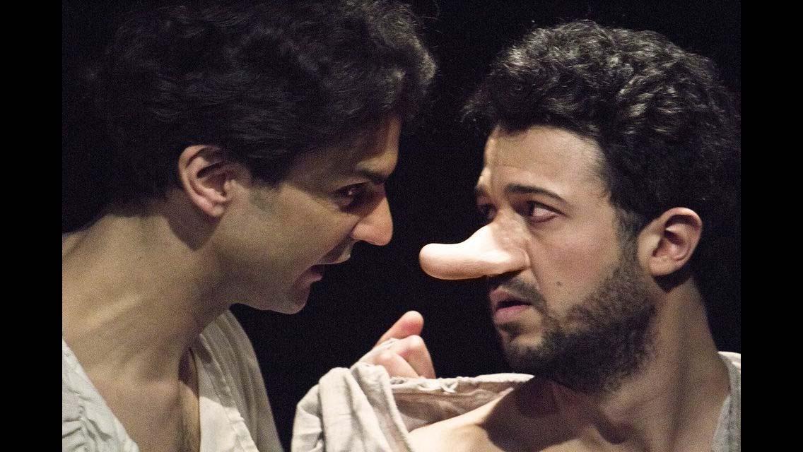 Cyrano De Bergerac al teatro Stanze Segrete dal 21 gennaio 19 febbraio