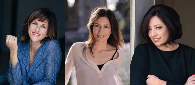 Tre irresistibili pettegole combattono il terrorismo con il sorriso