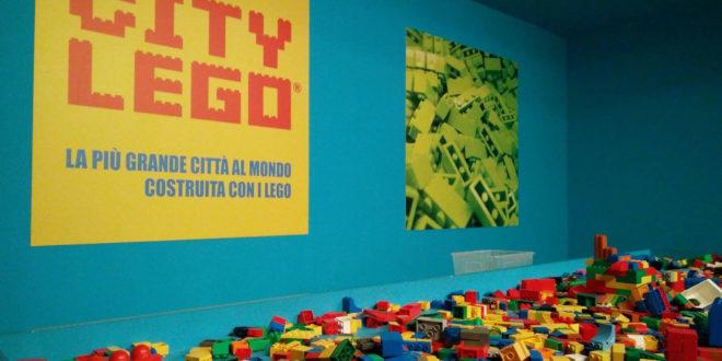 Residenza: City Lego!
