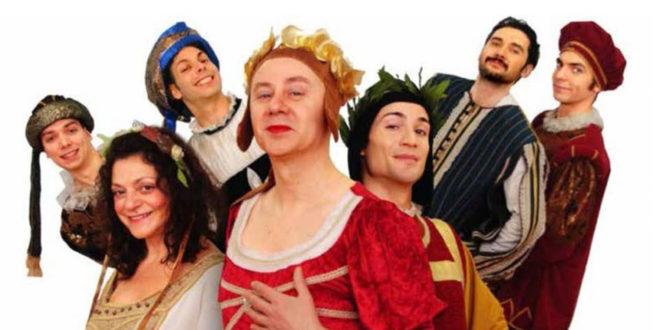 La Divina, commedia a stampo Zelig