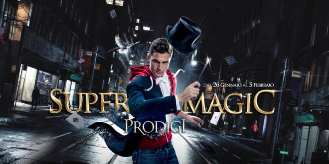 Hogwarts al Teatro Olimpico con i Prodigi di Supermagic