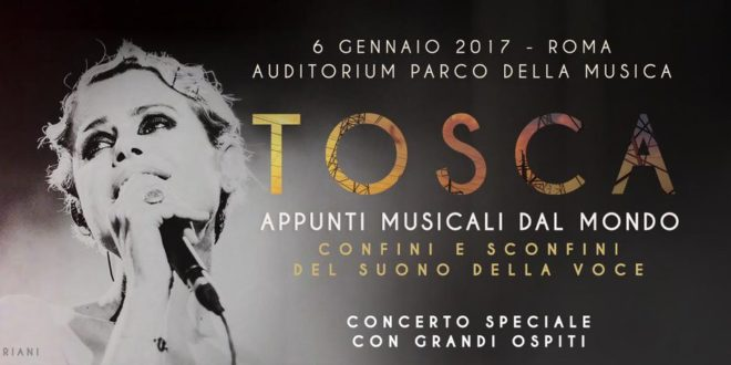 La Befana di Roma regala Tosca all'Auditorium