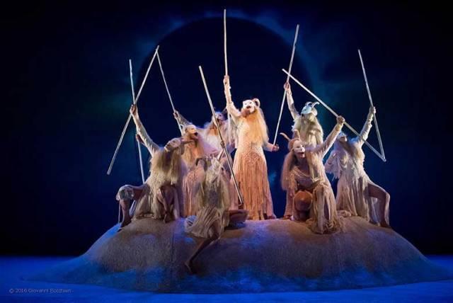 Le Baccanti di Euripide al teatro Vascello fino al 19 febbraio