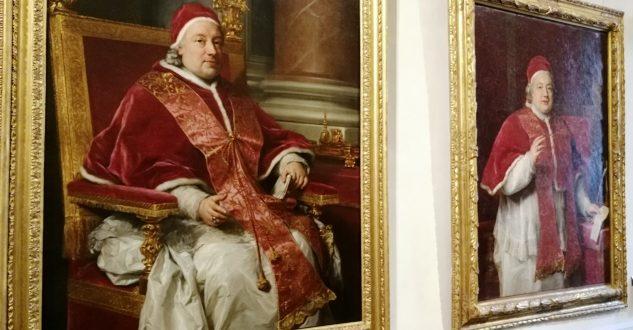 La poesia del ritratto si mostra a Roma