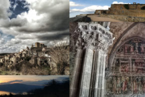 Dal bujone di Ischia di Castro al borgo dimenticato di Celleno