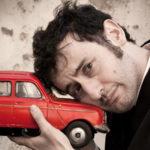 3mar: Aldo morto - Teatro India