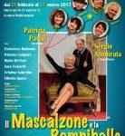 21feb-12mar: Il mascalzone e la rompiballe - Teatro Anfitrione