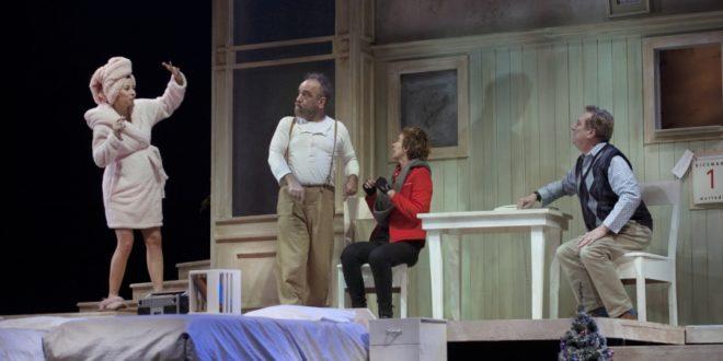 Rinchiudiamoci a teatro con quei Matti da slegare!