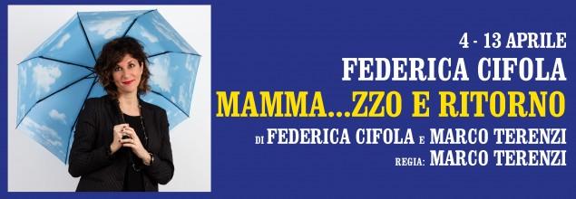 La maternità diventa cabaret con Federica Cifola