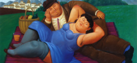 Il trionfo di forme e colori nell'opera di Botero