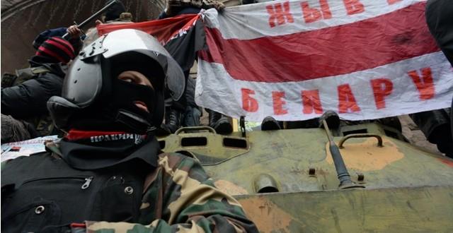 Ginevra chi? In Ucraina prove tecniche di guerra civile