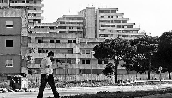 Periferia italiana, triste e solitaria