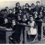 scuola anni 50