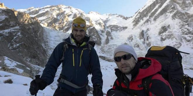 Daniele Nardi, la casa sul ghiaccio a 4900 metri