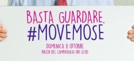 #movemose: Marino, il sostegno della piazza e l'indignazione romana