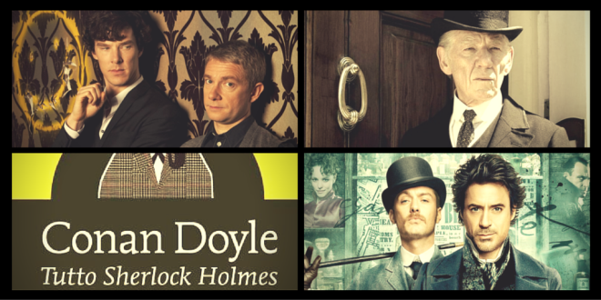 Tutti pazzi per Sherlock Holmes