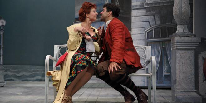 Metti una sera a teatro: tu, Favino e la commedia dell'arte!