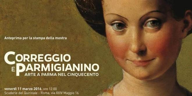 Correggio e Parmigianino, alle Scuderie del Quirinale l'epoca aurea del Rinascimento di provincia