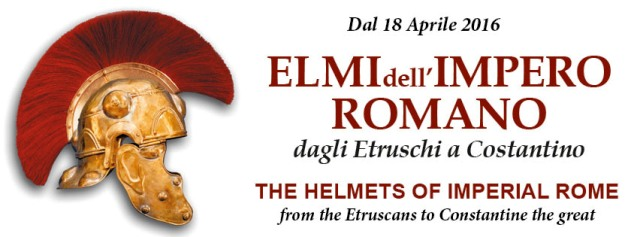 Stadio di Domiziano, gli elmi dell'Impero tornano in Agonis