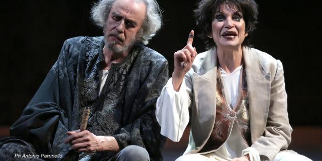 Apertura al Globe Theatre con il suo Re Lear