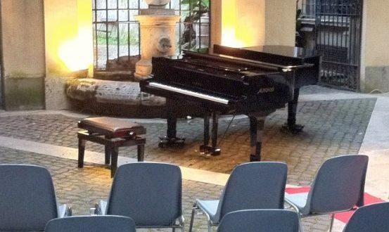A Palazzo Antonelli, tra musica classica, jazz e ottimo vino