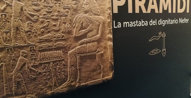 I tesori d'Egitto risplendono nel centro di Roma