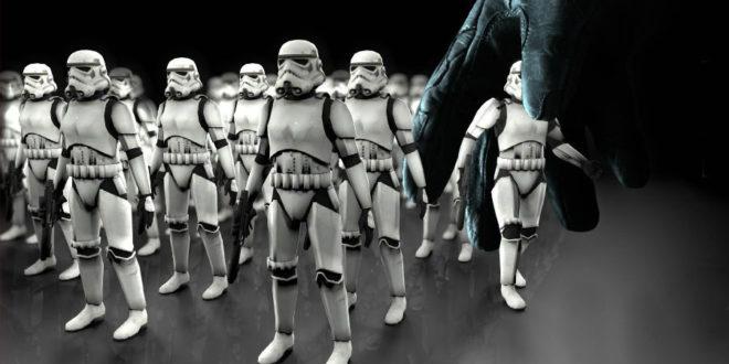 Star Wars al Vittoriano. Guerre stellari in action figures