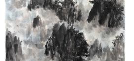 La spiritualità dell'oriente nel bianco e nel nero