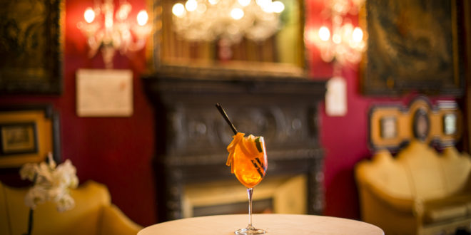 Arriva questo weekend a Roma l'Orange Aperol Spritz Festival