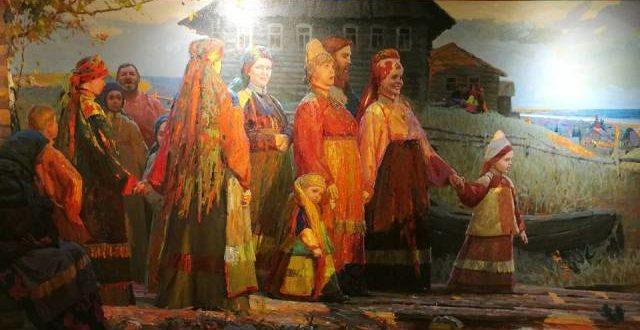 Storia e pittura uniscono Italia e Russia