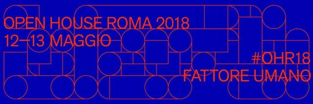 Roma città Open House 2018