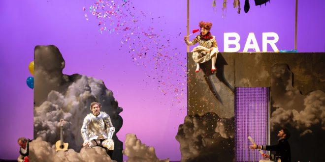 Estro e amabile follia nel teatro di Filippo Timi