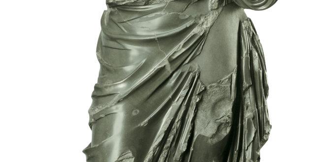 Statua femminile acefala