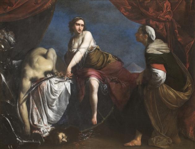 Francesco Furini – Giuditta e Oloferne