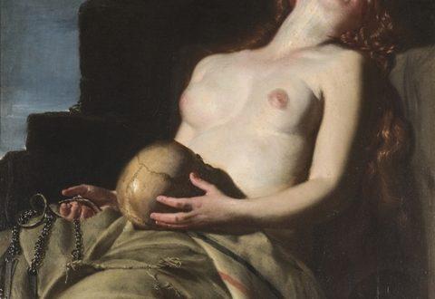 Guido Cagnacci – Maddalena svenuta