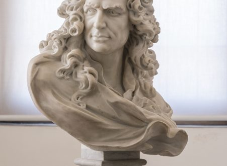 Jean Jacques Caffieri – Busto di Gentiluomo