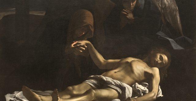 Massimo Stanzione – Compianto sul Cristo morto